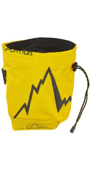 La Sportiva Laspo Chalk Bag yellow